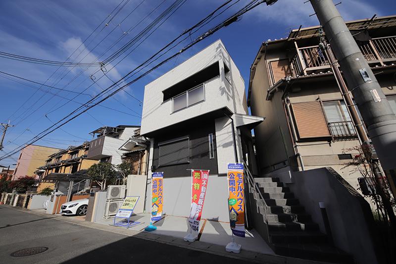 【モデルハウス】中内町モデルハウス パナソニック耐震住宅工法テクノストラクチャー