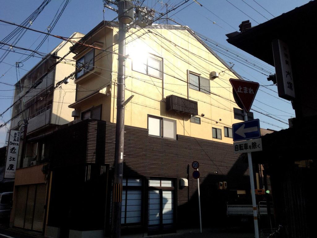 【事務所全面改修工事】東京からの主にメールだけによる現場のやり取りもスムーズにできたので大変助かりました(京都市内 B社様)