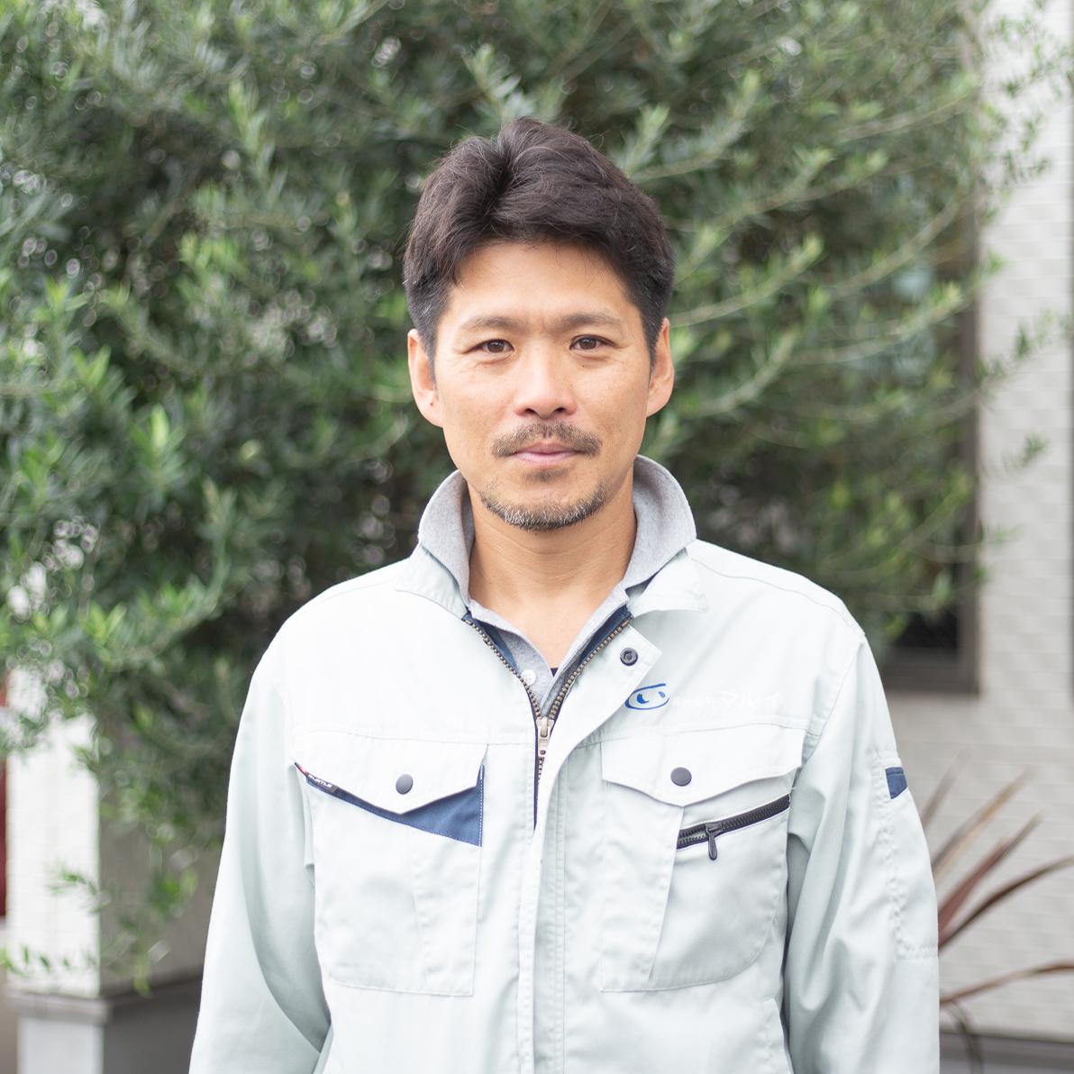 【株式会社マルイ】 高山 勲