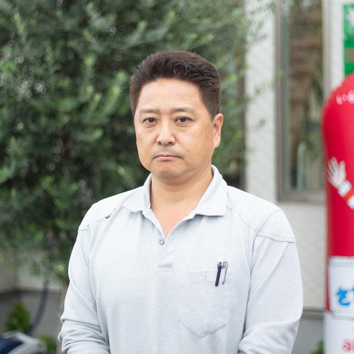 【京設工業株式会社】 加藤 友幸