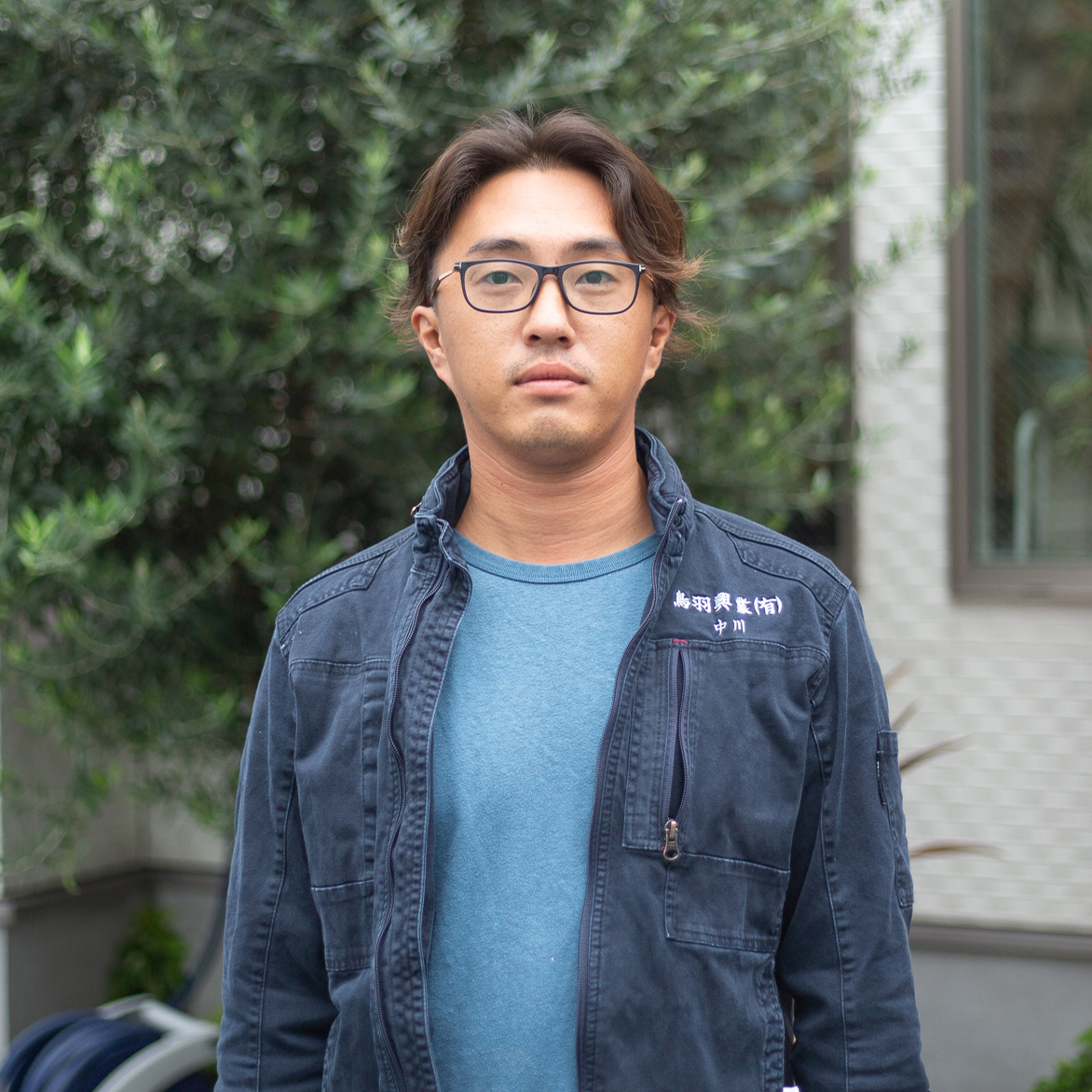 【鳥羽工業有限会社】 中川 健太郎